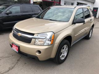 Used 2007 Chevrolet Equinox LS for sale in Hamilton, ON