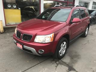 Used 2006 Pontiac Torrent Sport-AWD for sale in Hamilton, ON