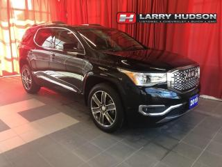 Used 2019 GMC Acadia Denali for sale in Listowel, ON