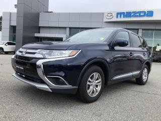 Used 2018 Mitsubishi Outlander NO PAYMENTS UP TO 6 MONTHS! O.A.C, ASK FOR DETAILS for sale in Surrey, BC