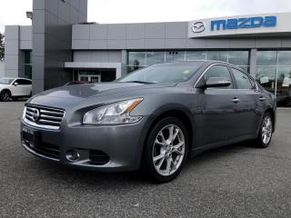 Used 2014 Nissan Maxima NO PAYMENTS UP TO 6 MONTHS! O.A.C, ASK FOR DETAILS for sale in Surrey, BC