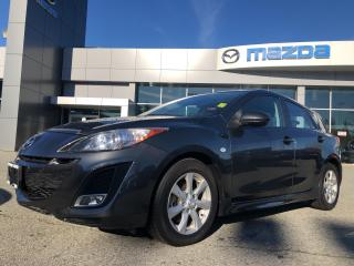 Used 2010 Mazda MAZDA3 GS MOONROOF for sale in Surrey, BC