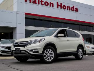 Used 2016 Honda CR-V EX|NO ACCIDENTS|SERVICE HISTORY ON FILE for sale in Burlington, ON