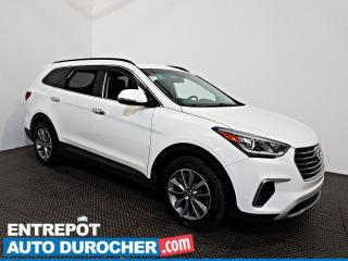 Used 2017 Hyundai Santa Fe XL Premium AWD AIR CLIMATISÉ - 7 Passagers for sale in Laval, QC