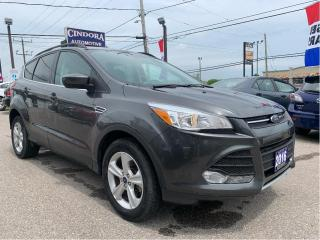 Used 2016 Ford Escape SE | Hetaed Seats, Bluetooth, really clean, low KM for sale in Caledonia, ON