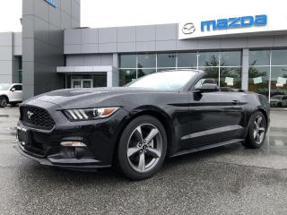Used 2017 Ford Mustang NO PAYMENTS UP TO 6 MONTHS! O.A.C, ASK FOR DETAILS for sale in Surrey, BC