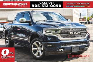 New 2020 RAM 1500 LIMITED | PANO ROOF | LEVEL 1 GRP | for sale in Hamilton, ON