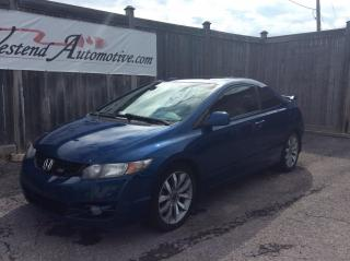 Used 2011 Honda Civic coupe si for sale in Stittsville, ON