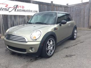 Used 2009 MINI Cooper Hardtop Classic for sale in Stittsville, ON