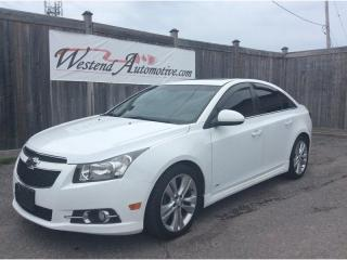 Used 2012 Chevrolet Cruze LT Turbo for sale in Stittsville, ON