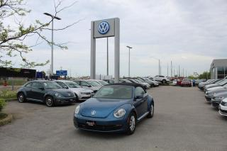 Used 2016 Volkswagen Beetle Convertible 1.8 TSI Trendline+ Conv for sale in Whitby, ON