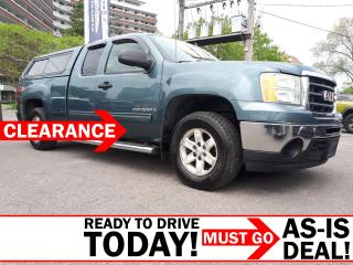 Used 2009 GMC Sierra 1500 AS-IS for sale in Ottawa, ON
