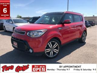 Used 2016 Kia Soul SX Luxury | Panoroof | Nav | Htd + Cooled Leather for sale in St Catharines, ON