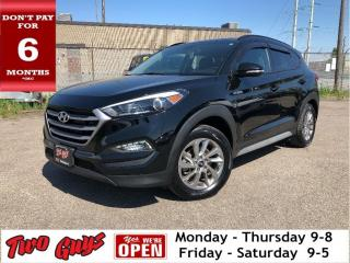 Used 2017 Hyundai Tucson SE 2.0L   Htd Leather   Panoroof   AWD   for sale in St Catharines, ON