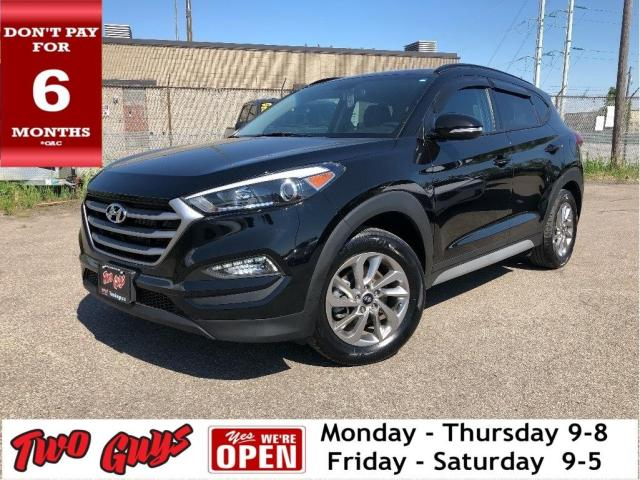 2017 Hyundai Tucson SE 2.0L | Htd Leather | Panoroof | AWD |