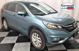 Used 2015 Honda CR-V One Owner, Sunroof, Clean CarFax for sale in Cornwall, ON