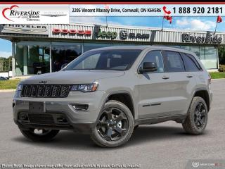 New 2020 Jeep Grand Cherokee Upland for sale in Cornwall, ON