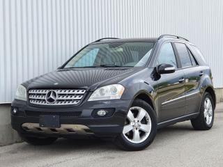 Used 2006 Mercedes-Benz ML-Class ML500 4MATIC|ACCIDENT FREE| TRADE IN SPECAIL for sale in Mississauga, ON