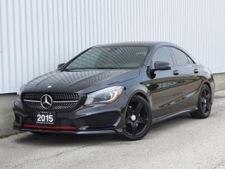 Used 2015 Mercedes-Benz CLA-Class CLA250 4Matic Sport|Blind Spot|Navi|FINANCING AVAILABLE for sale in Mississauga, ON
