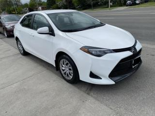 Used 2019 Toyota Corolla LE for sale in Toronto, ON