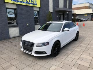 Used 2011 Audi A4 4dr Sdn Auto quattro 2.0T Premium  Plus *As Is* for sale in Nobleton, ON