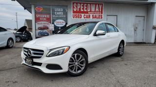 Used 2017 Mercedes-Benz C 300 for sale in Oakville, ON