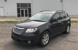 Used 2008 Subaru Tribeca 4dr 7-Pass Ltd w/Nav for sale in Scarborough, ON