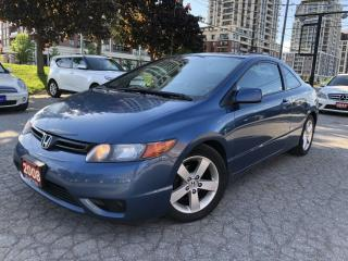 Used 2008 Honda Civic EX-L Sunroof /ACCIDENT FREE/ ONE OWNER for sale in Markham, ON
