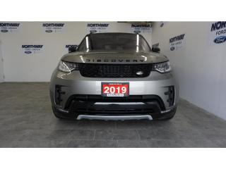 Used 2019 Land Rover Discovery HSE Td6 | LEATHER | SUNROOF | DIESEL |NAV| 7 SEATS for sale in Brantford, ON