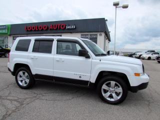 Used 2014 Jeep Patriot Sport 4WD Certified for sale in Milton, ON
