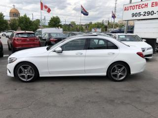 Used 2017 Mercedes-Benz C-Class C300 4Matic AWD Navigation/AMG Pkg/Parking Pkg/Lighting Pkg/360 Cam for sale in Mississauga, ON
