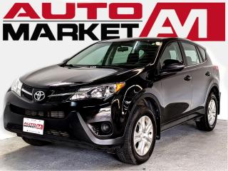Used 2015 Toyota RAV4 LE FWD CERTIFIED,Bluetooth,WE APPROVE ALL CREDIT for sale in Guelph, ON