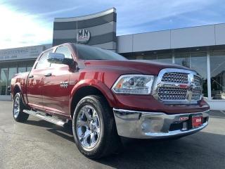 Used 2017 RAM 1500 Laramie 4WD ECO DIESEL NAVI SUNROOF for sale in Langley, BC