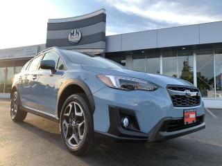 Used 2018 Subaru XV Crosstrek Limited w/Eyesight Package NAVI SUNROOF 10KM for sale in Langley, BC