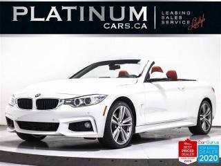 Used 2016 BMW 4 Series 435i xDrive,AWD,M Sport PKG,PREMIUM,NAV,CAM, for sale in Toronto, ON