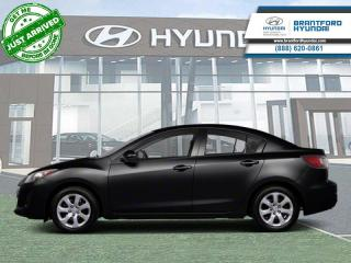 Used 2012 Mazda MAZDA3 GX  -  Power Seats - $81 B/W for sale in Brantford, ON