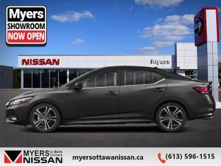 New 2020 Nissan Sentra SR Premium  - Premium Package - $177 B/W for sale in Ottawa, ON