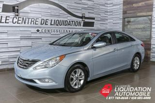 Used 2011 Hyundai Sonata GLS+MAGS+A/C+TOIT+BLUETOOTH for sale in Laval, QC
