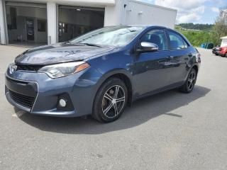 Used 2016 Toyota Corolla S, AUTOMATIQUE, CAMÉRA, BLUETOOTH for sale in Vallée-Jonction, QC