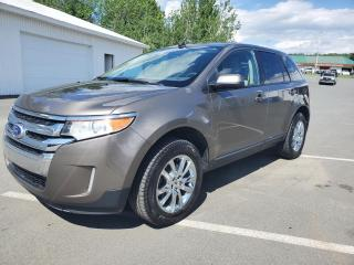 Used 2013 Ford Edge SEL AWD, V6 3.5L, for sale in Vallée-Jonction, QC