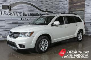 Used 2016 Dodge Journey SXT+GR/ELEC+A/C+BLUETOOTH for sale in Laval, QC