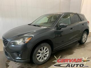 Used 2016 Mazda CX-5 GS 2.5 GPS Toit Ouvrant Caméra Bluetoth Mags for sale in Trois-Rivières, QC
