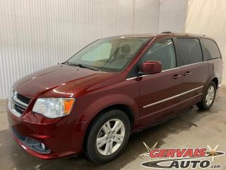Used 2017 Dodge Grand Caravan Crew Stow N Go Mags 7 Passagers A/C for sale in Trois-Rivières, QC