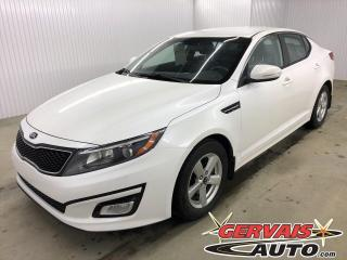 Used 2014 Kia Optima LX Mags A/C Sièges chauffants Bluetooth for sale in Shawinigan, QC