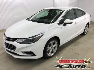 Used 2018 Chevrolet Cruze PREMIER CUIR A/C MAGS for sale in Shawinigan, QC