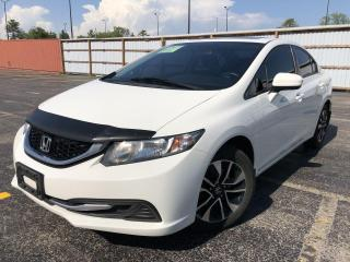 Used 2015 Honda CIVIC EX 2WD for sale in Cayuga, ON