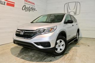 Used 2016 Honda CR-V LX 2 RM for sale in Blainville, QC