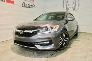 Used 2016 Honda Accord Sport for sale in Blainville, QC