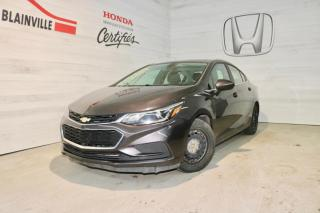 Used 2017 Chevrolet Cruze LT 1.4L for sale in Blainville, QC