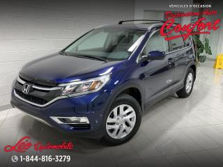 Used 2016 Honda CR-V SE *SIÈGES CHAUFFANTS**BLUETOOTH* for sale in Chicoutimi, QC